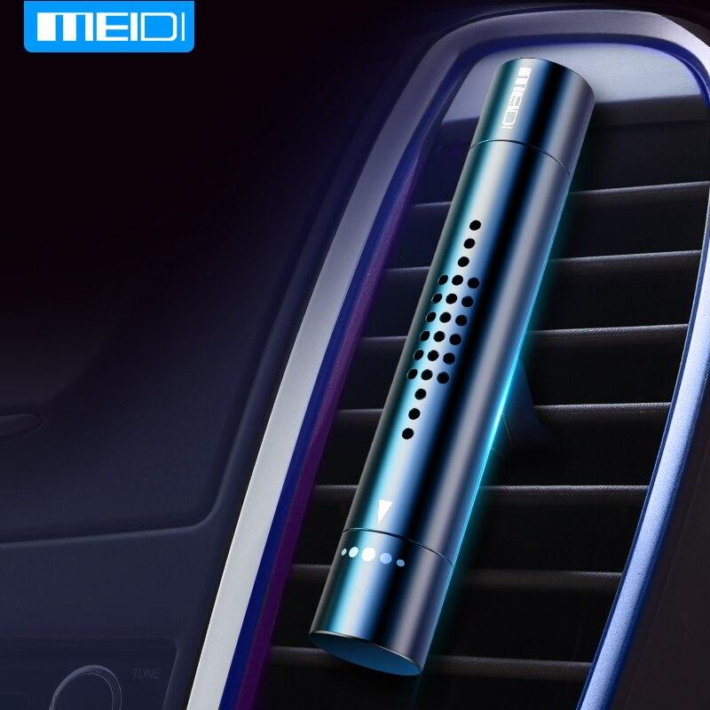 MEIDI освежитель воздуха для автомобиля, твердый аромат для автомобиля, освежитель воздуха, ароматизатор, авто, ambientador coche