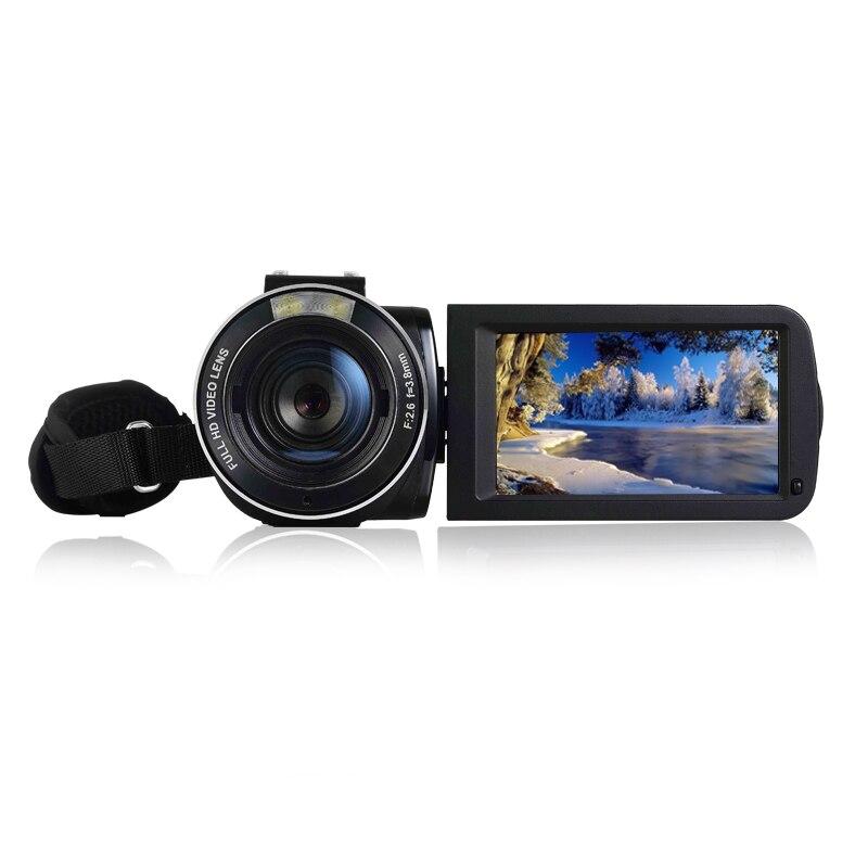 "Winait Wifi incorporado 24 MP con pantalla de Panel táctil de 3,0 ""16x Zoom Digital cámaras de vídeo digitales HDV-Z20"