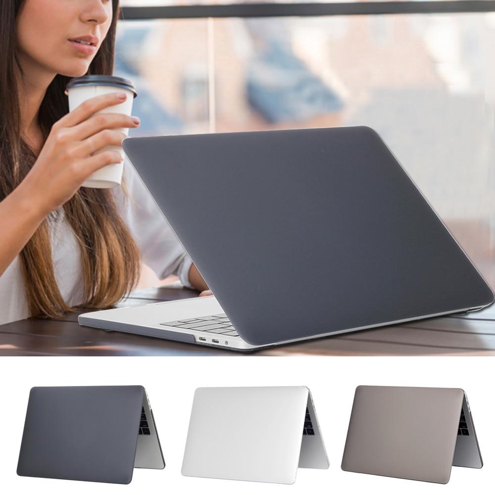 2019 nueva funda mate para ordenador portátil 11 12 13 15 pulgadas Apple Macbook Pro Retina Air Touch Bar A1932 A1989 A1990 funda para ordenador portátil
