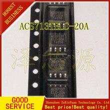 10 unids/lote ACS713 ACS713TELC-20A ACS713ELCTR-20A SOP8