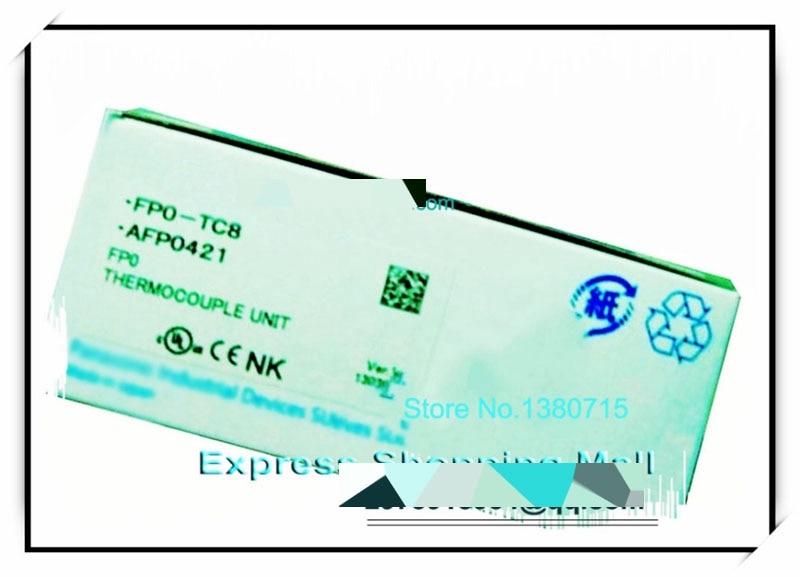 Новый оригинальный блок термопары AFP0421 PLC FP0