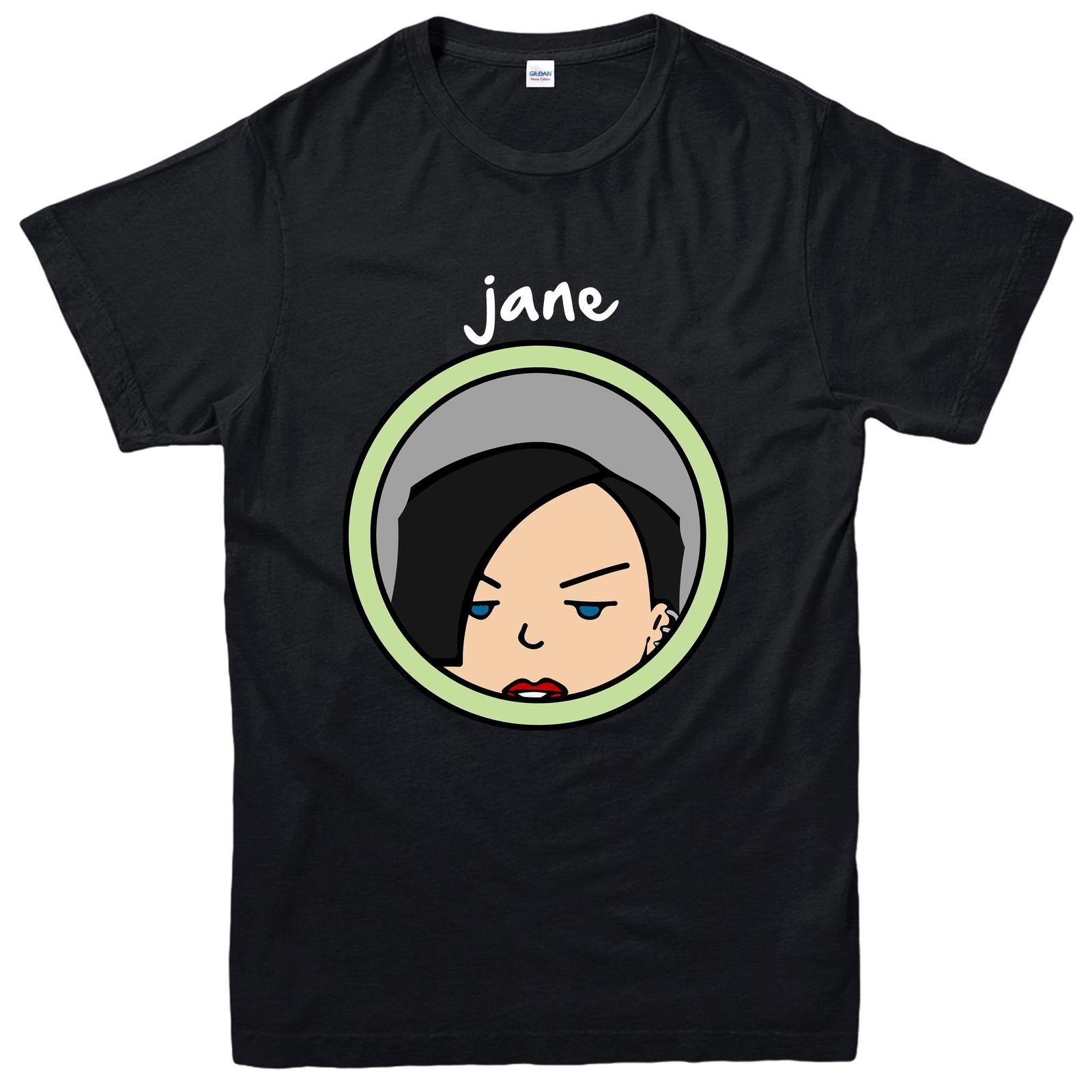Camiseta Jane Lane, Is It Fall Yet Spoof, camiseta de diseño, Camisetas estampadas para hombre, camisetas de manga corta