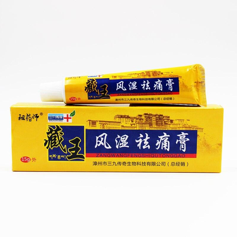 Neue 2019 Tibet Analgetische Creme Behandeln Rheumatoider Arthritis joint Zurück Schmerzen Relief Analgetische Balsam Salbe Kräuter Creme Gips