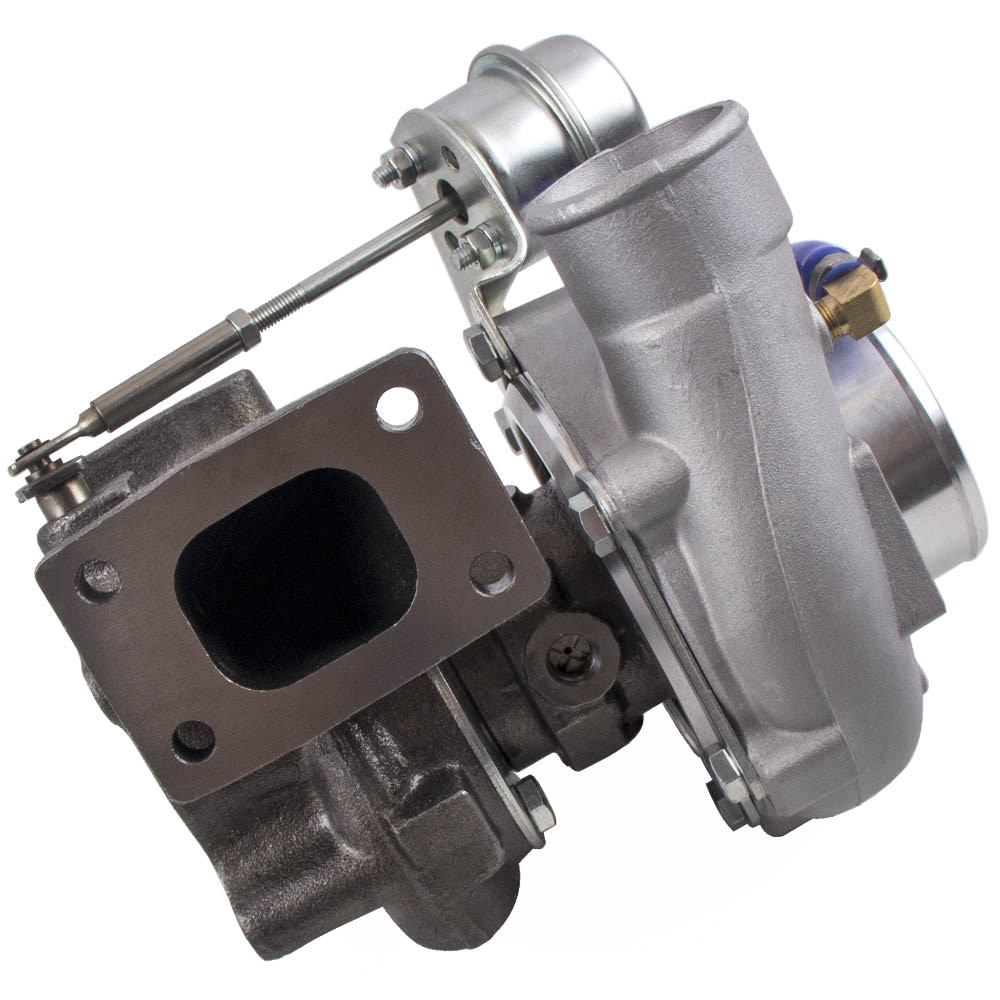 GT28 GT2871 GT2860 Turbo T25 T28 refrigerado por agua/aceite. 64 AR para turbocompresor Nissan Turbo Universal para 240SX S13 S14 SR20 CA18DET
