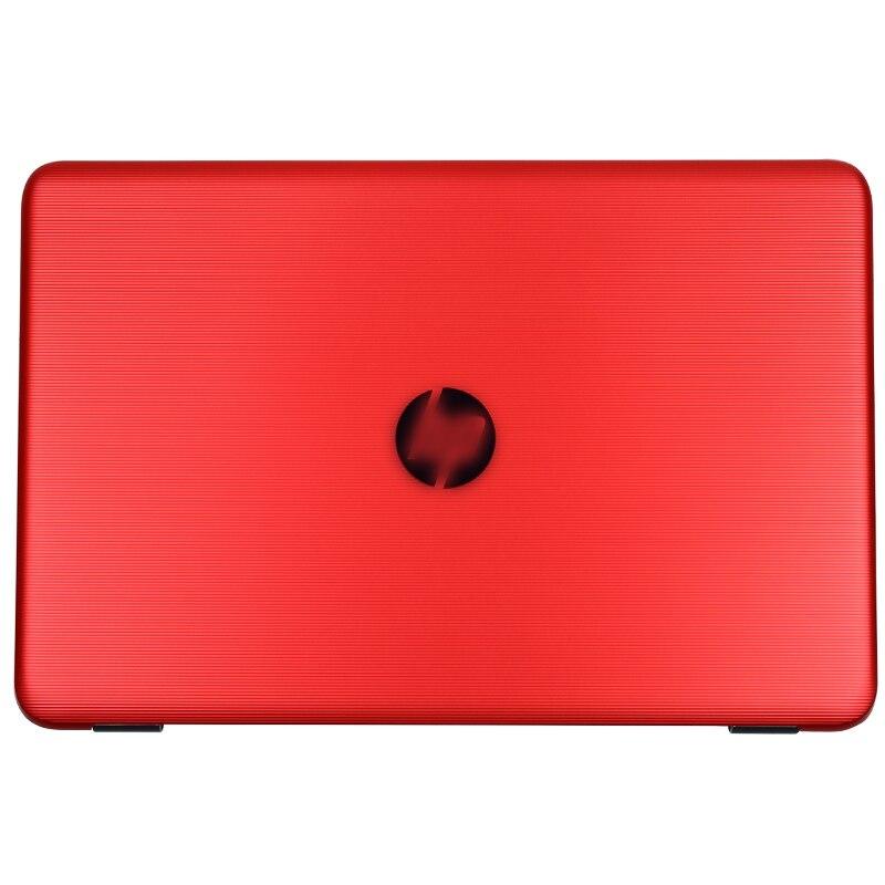 جراب LCD لجهاز HP 17-X 17-Y ، جراب خلفي للكمبيوتر المحمول ، أصلي ، جديد ، 46008C0P0004 856594-001 ، غطاء خلفي LCD أحمر ، غطاء علوي