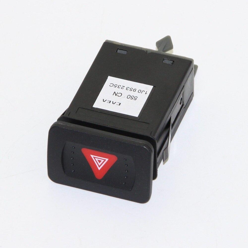 OEM interruptor de advertencia flash interruptores abeto para 4 para vw Bora...