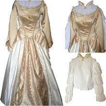 D-030 Victorian Gothic/Civil War Southern Belle Ball Gown Dress Halloween Vintage   dresses Sz US 6-26 XS-6XL