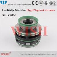 45mm cartridge seal /Flygt plug-in and Grindex pump mechanical seal 3171 4650 4660 5100.250 5100.251 5100.260 & 5100.261