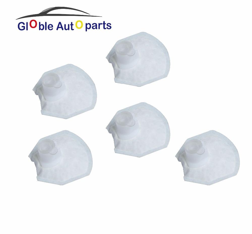 Фильтр топливного насоса для мотоциклов, 5 шт., фильтр для мотоцикла, Suzuki V-Strom/Gsxr1000, Boulevard Bandit 1250 S, фильтр 15420-05H00, TN-035