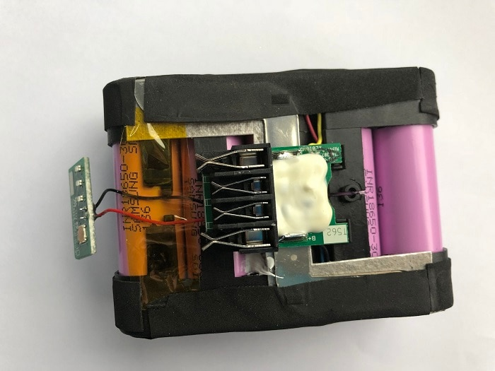 La mejor batería de 20V, 6000mah, ion de litio para herramientas eléctricas Worx WX390/WX176/WX166.4/WX372.1 WX800/WX678/WX550/WX532/WG894E WG629E WG2