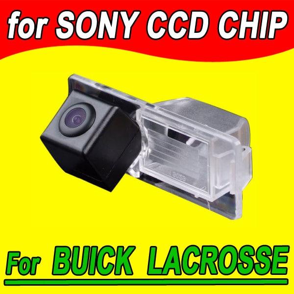 Cámara de Vista trasera de coche para Buick Lacrosse reversa de respaldo para GPS DVBT radio impermeable completamente NTSC forma