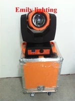 230w7r moving head beam stage lighting with flycase glass gobo 8 prism 16 prism for party studio bar disco tv show