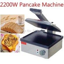 Pain électrique chauffage Pan ménage pain grille-pain 2200 W crêpe Machine FY-2216