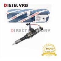 4 PCS Original New Fuel Injector 0445120006 for Engine 6M70