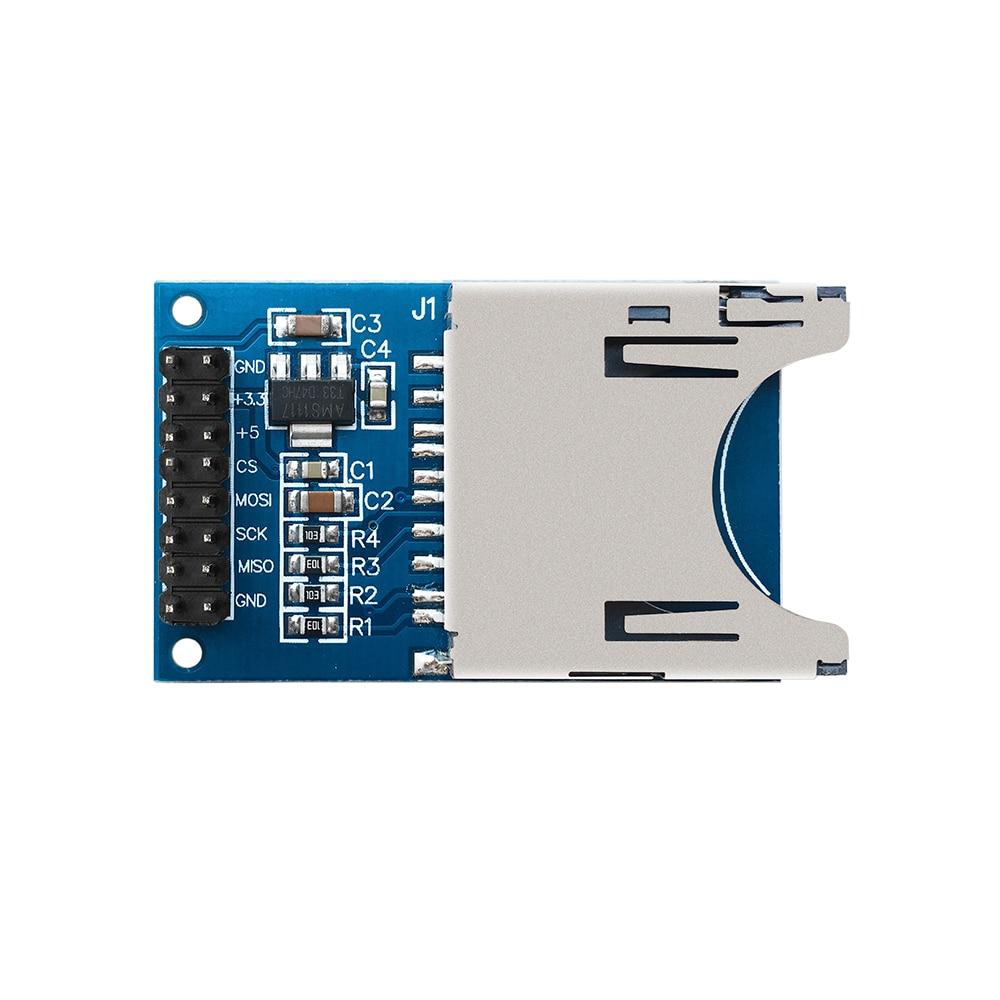Разъем-ридер Hi- Q для модуля SD-карты для