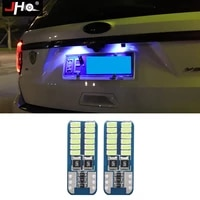 jho led light bulbs for ford explorer 2011 2018 2012 13 14 15 16 17 car accessories license plate rear trunk cargo reading lamp