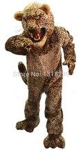 Mascotte Snarling guépard cougar mascotte costume déguisement personnalisé fantaisie costume cosplay thème mascotte carnaval costume kits