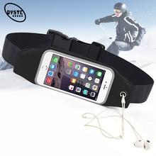 "Sport Belt Phone Case For Mobile SmartPhone 4.7""~6.2"" Universal Running Bag Exercise Waist Pocket Cover 5.5"" Gym Waterproof Case"