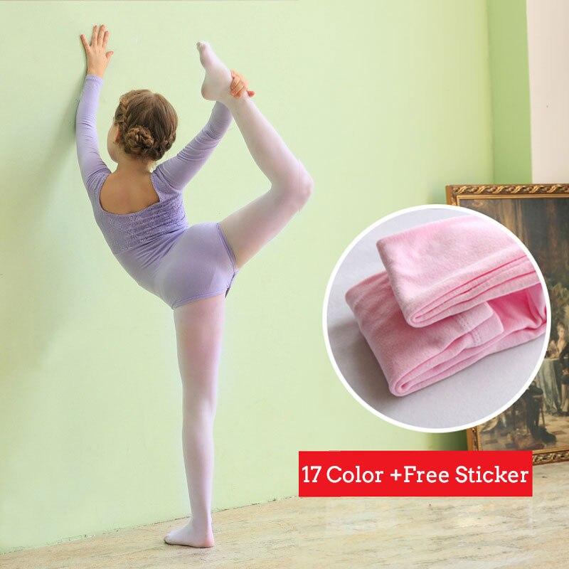 Medias de bebé de INPEPNOW, medias para niñas, medias de chico para niñas, medias de Ballet para niñas, Color caramelo, nailon para niños