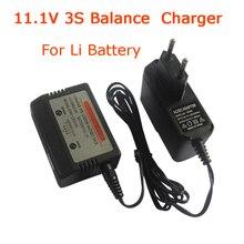 11.1V (3 S) adaptateur de chargeur déquilibre de batterie pour Cheerson CX-20 XK X380 X380A X380B X380C Feilun FT012 bateau télécommandé et batterie 11.1V Li