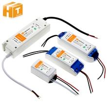 DC12V LED dalimentation pilote 18W/28W/48W/72W/100W adaptateur commutateur de transformateur déclairage pour LED bande plafonnier ampoule
