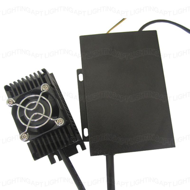 Nueva alta calidad AC110V ~ 220 V 1000 mW 532nm módulo láser verde TTL TEC F iluminación láser