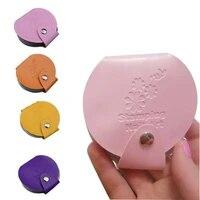 24slots pu leather nail art stamping plates case bag folder nail stamp templates holder stencils bags album storage