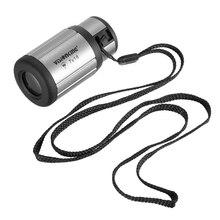 Visionking 7x18 แบบพกพา Eyeskey กล้องโทรทรรศน์ Monocular ขนาดกะทัดรัดกันน้ำ HD มืออาชีพนาฬิกากล้องส่องทางไกลขอบเ...