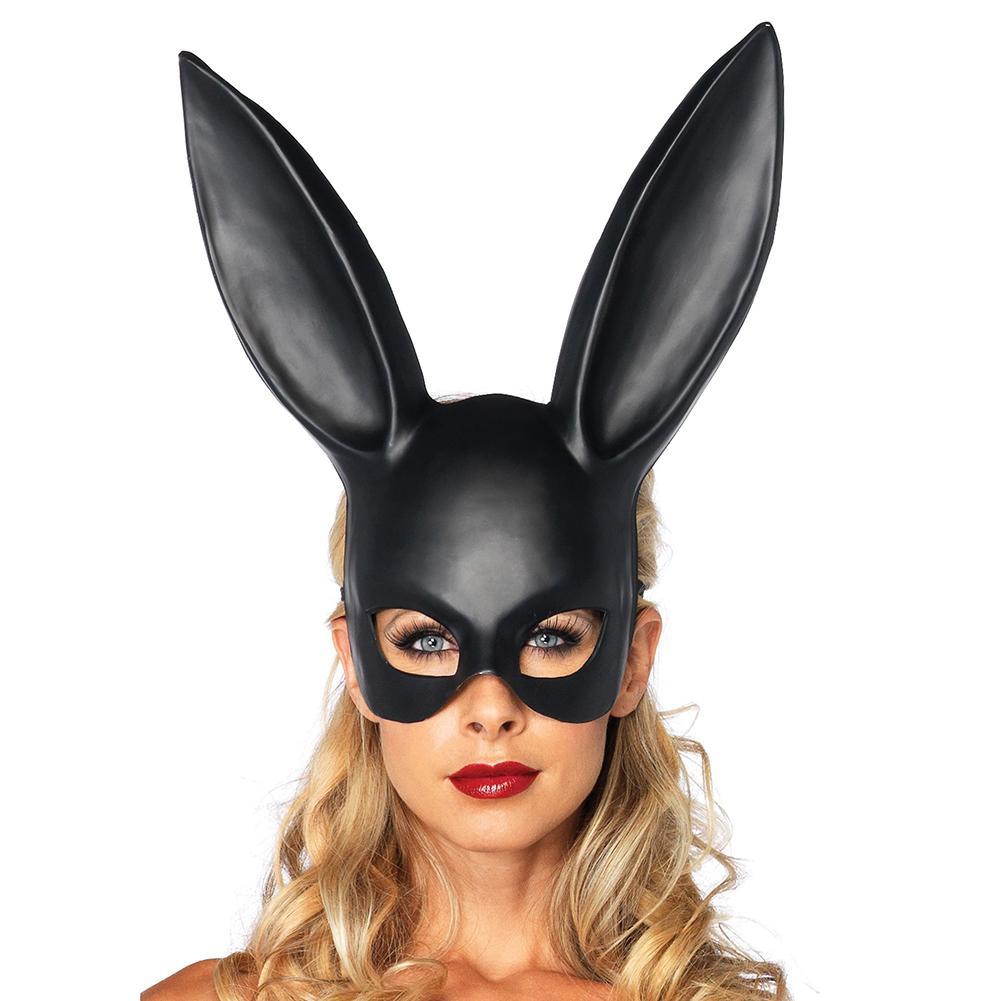 1 шт. Маскарадный костюм Пикантная обувь с изображением кролика Банни Маска для