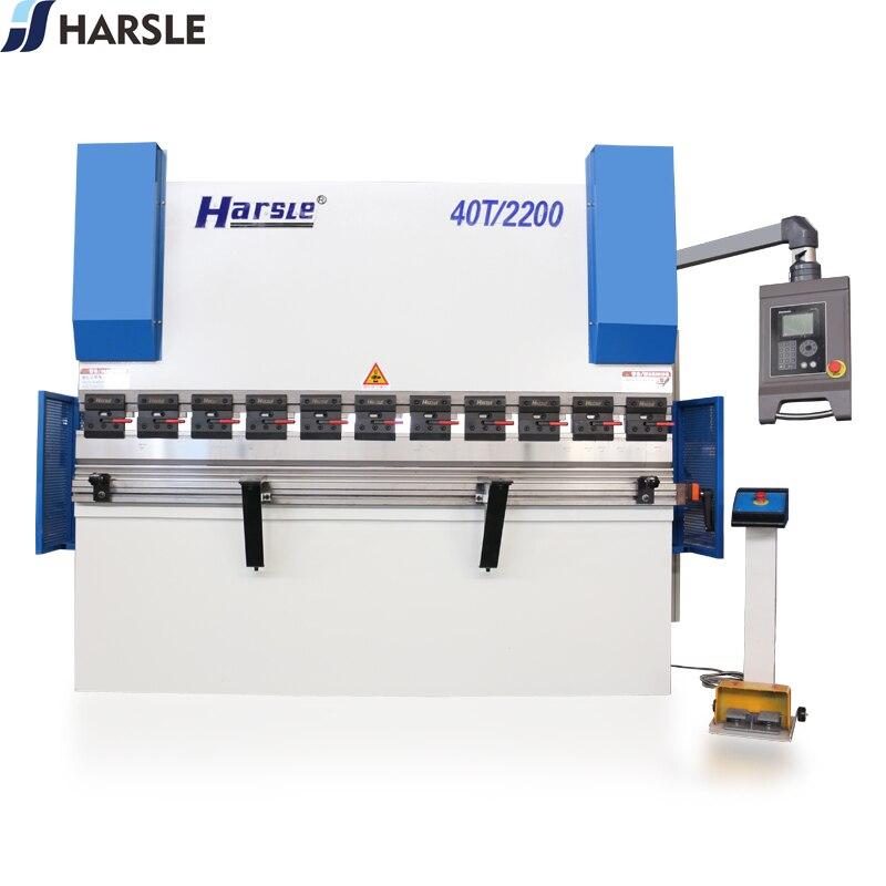 Máquina de freno de prensa Robótica de la marca weill-conocida en la empresa de máquinas de doblado de China