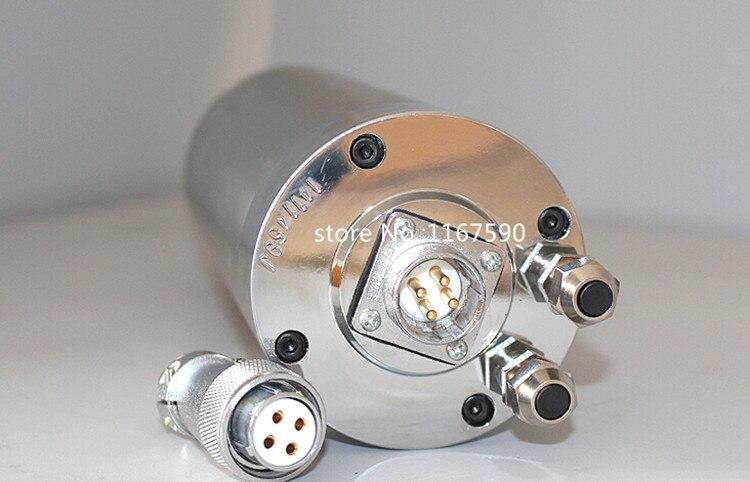 Água de Refrigeração do Eixo do Motor Collet + Maching Inversor + Bomba de Água v + 13 Qualidade 380 Pcs Er20 – Tubulação Concluída Kits Boa 3kw 220 v