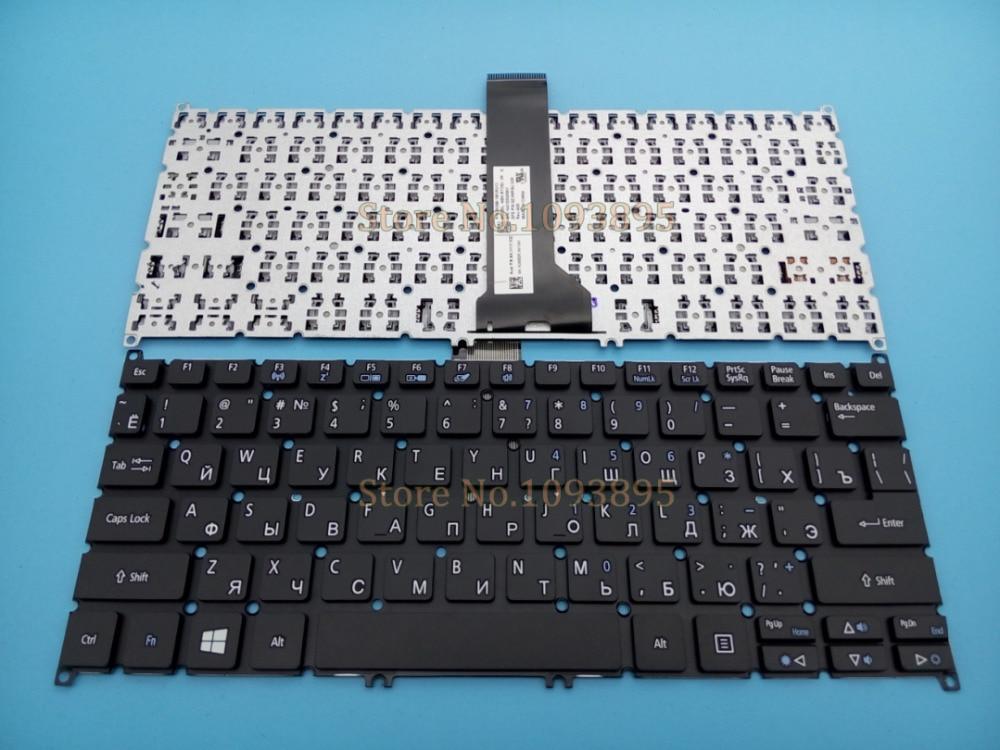 NOVO Teclado Russo Original Para Acer Aspire E3-111 E3-112M V3-111P V3-112P Laptop Teclado Russa