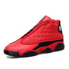 Plus Size 45 Retro Bakset Homme 2018 New Brand Men Basketball Shoes For Sneakers Mens Fitness Gym Sport Shoes Male Jordan Shoes
