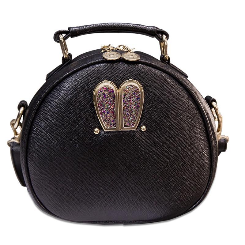 Frauen Messenger Taschen Mode Mini Tasche PU Leder Frauen Tasche Kreuz Körper Einfarbig Frauen Handtaschen Kleine