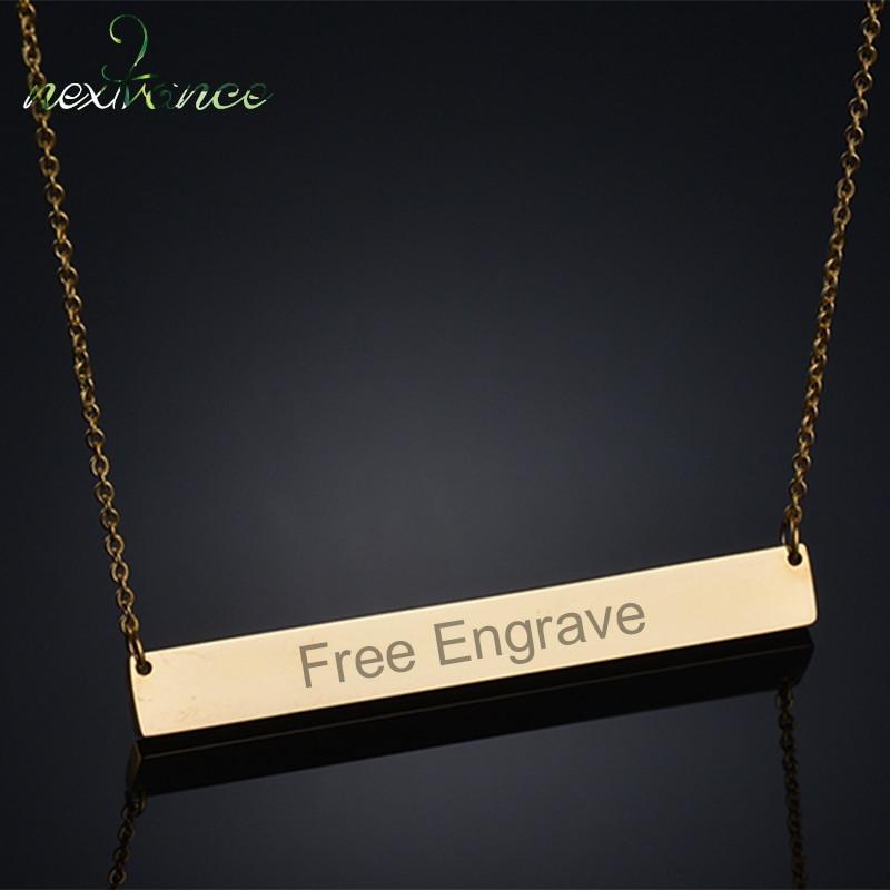 nextvance-50-millimetri-barra-in-titanio-incidere-pendente-della-collana-3-colori-personalizzati-targhetta-lettera-collane-per-il-regalo-personalizzato