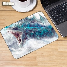 Mairuige Sencery Art motif monstre tapis de souris Gamer jeux de jeu ordinateur tapis de souris tapis anti-dérapant usure tapis de Table
