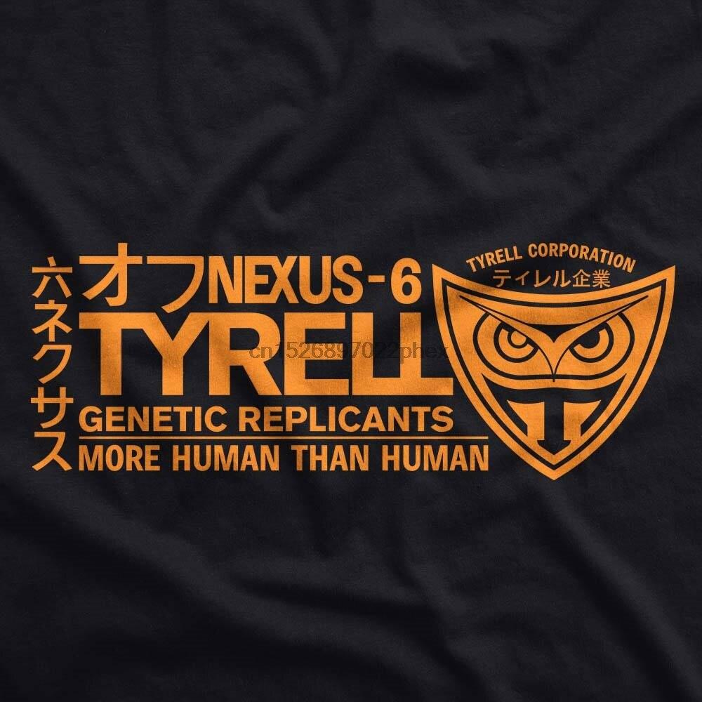 Blade Runner Tyrell Corporation-japońska koszulka męska koszulka