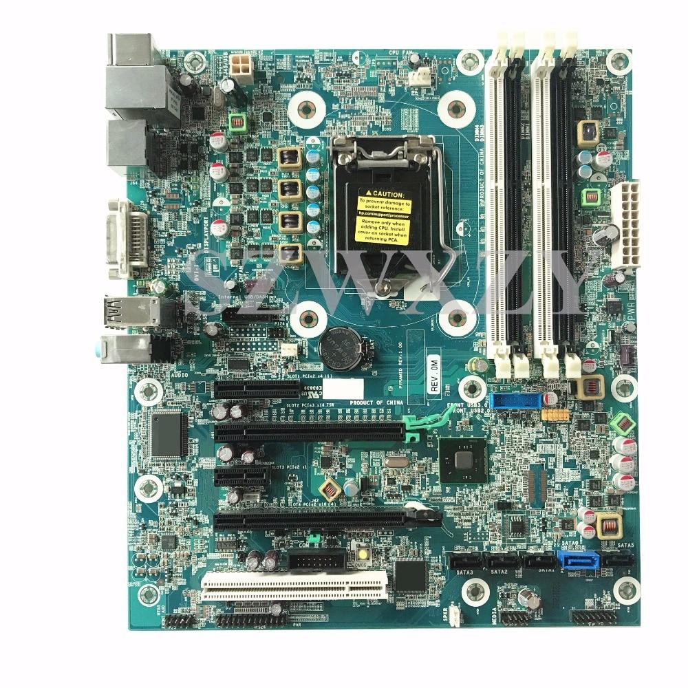 Системная плата Reboto для HP Z230 Tower Workstation 698113-601 698113-001 LGA 1150