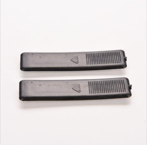 1pair/2PCS New Hot Replacement Roof Rail Rack Moulding Clip Cover Snap For  2 3 6 CX5 CX7 CX9 JR