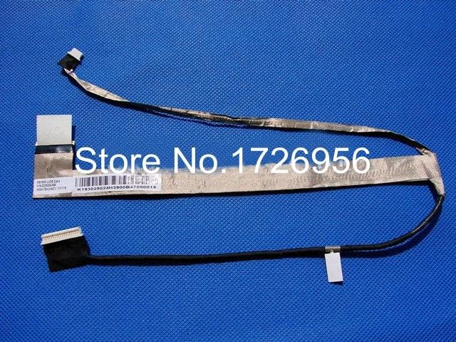 CABLE de Audio LCD/LED/LVDS para ordenador portátil MSI Megabook A6500 CR650 CX650 FX6033 16G41 MS-16GX CABLE MS16GX K19-3025024-H39 para monitor LCD
