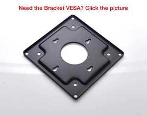 Monitor Bracket for Mini pc Bracket VESA Port