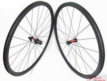 Farsports FSC29T-30-30 DT240S 29er tubeless MTB carbon wheels with hookless rims, 29 hookless design mountain bike wheel