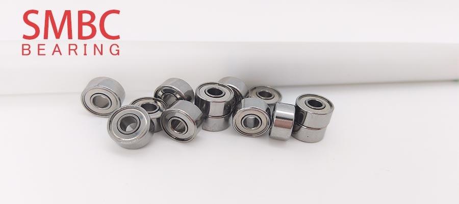 L830/3ZZ teniendo ABEC-5 10/Uds 3x8x3mm miniatura 693/3 ZZ 3D rodamientos de bolas 619/3ZZ EMQ Z3 V3 Mini 693Z 3*8*3 rodamiento