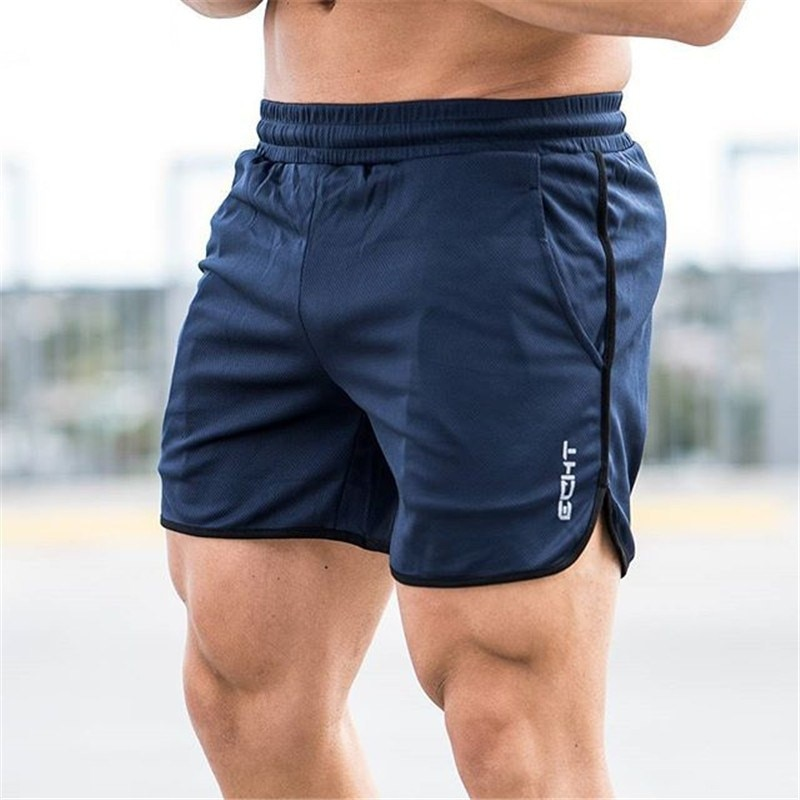 2020 Summer Running Shorts Men Sports Jogging Fitness Shorts Quick Dry Mens Gym Men Shorts Sport gym
