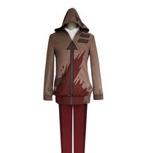 Anime Game Angels of Death Cosplay Rachel Gardner Ray Isaac Foster Halloween Cos Man Woman Cosplay Costume