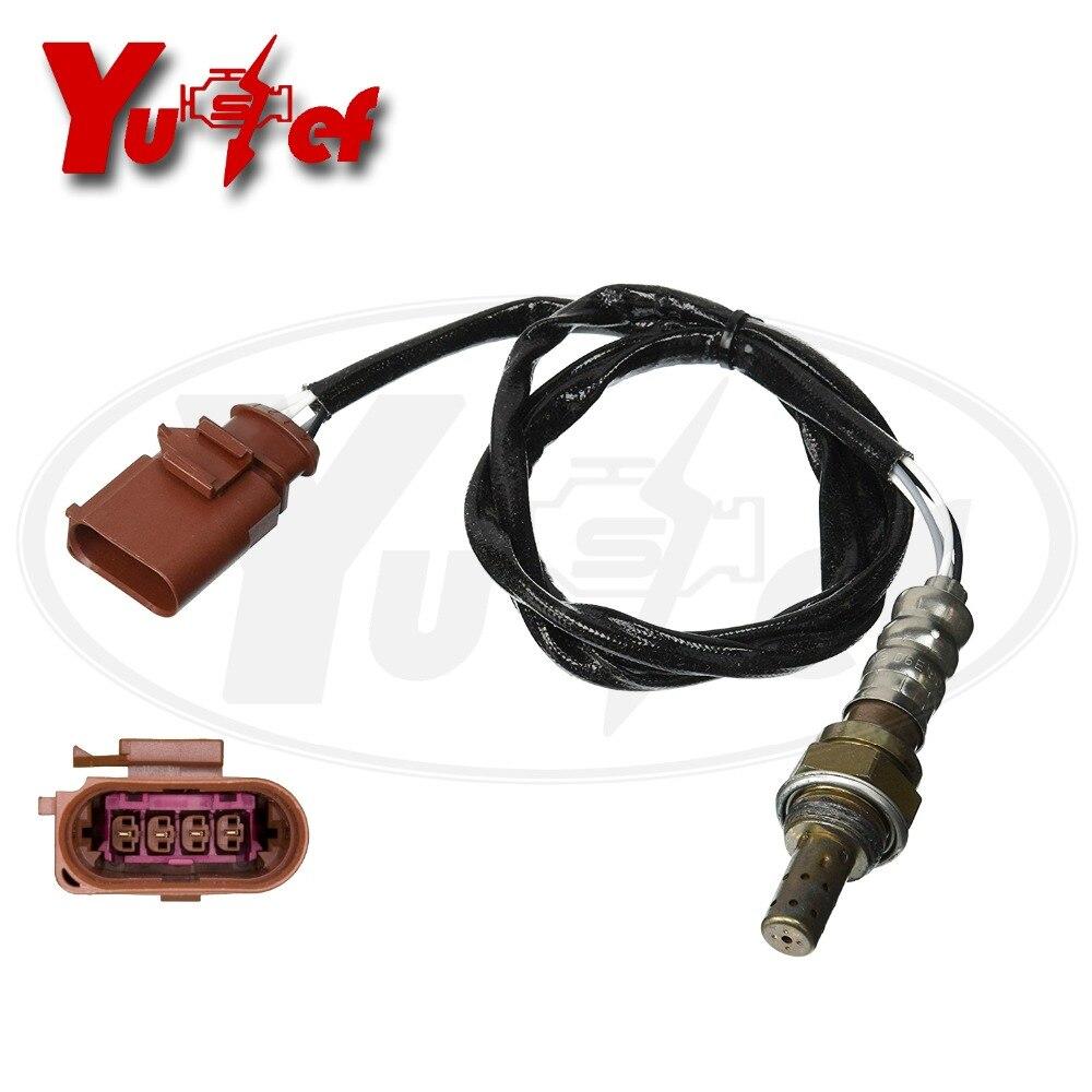 Alta Qualidade O2 Oxigênio Sensor Fit For AUDI A6L C6 2.4 06E906265D 2005-Fio 4 JUSANTE APÓS Lambda