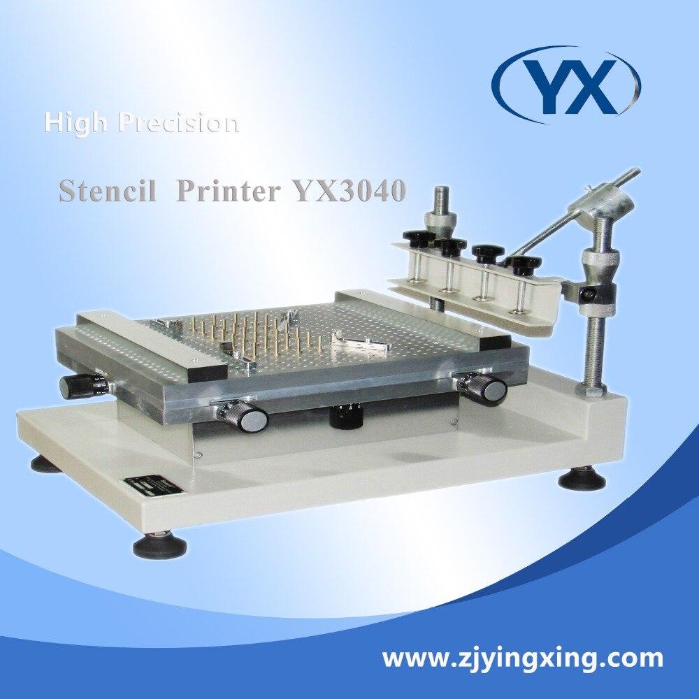 YX3040 SMT Production Line High Precision Printer Manufacturer