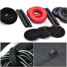 Replacement Ear Pads Earpads Foam Cushion Headband Head Bands for Sennheiser HD25 HD 25 HD25-1 HME25