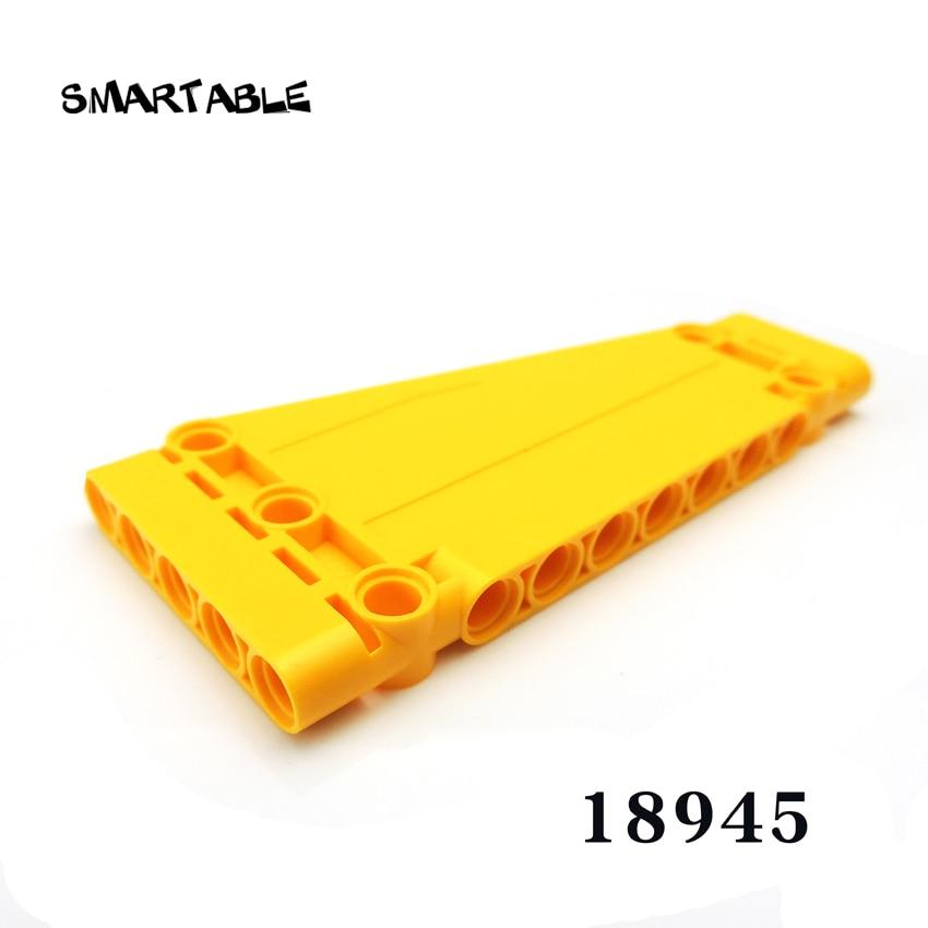 Smartable MOC High-Tech Panel 5x11 Building Blocks Part Toys For Kids Creative Gift Compatible 18945 5pcs/lot