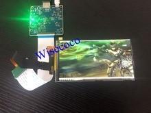 Nouveau 6 pouces 2560*1440 2 K LS060R1SX02 LCD Module écran VR réalité virtuelle bricolage DLP Kit projecteur SLA 3D imprimante moniteur 1440 P
